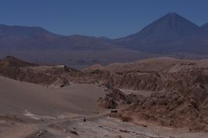 Paisaje cerca e San Pedro de Atacama / Landscape near San Pedro de Atacama