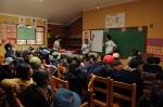 En la charla Inagural / In the inaugural talk