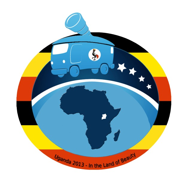 Logo GalileoMobile Uganda 2013 - In the Land of Beauty