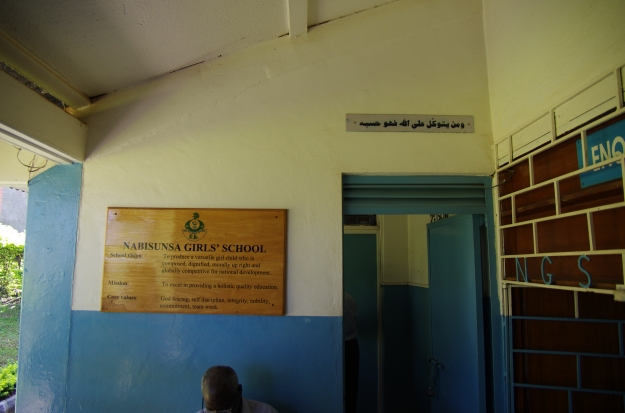 Nabisunsa Girls Secondary School