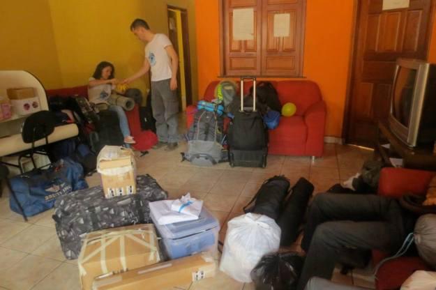 Moving from Rio Branco to Sena Madureira - Credits: Mayte Vasquez /GalileoMobile