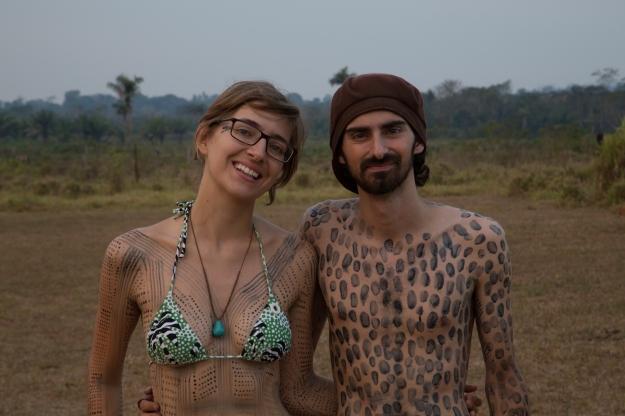 Fernanda e Felipe. Creditos: Felipe Carrelli / GalileoMobile
